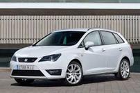 Příčníky Seat Ibiza ST Kombi 10-  AERO