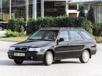 Příčníky Škoda Felicia Combi s podélníky