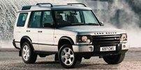 Příčníky Land Rover Discovery 04- s podélníky