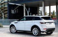 Příčníky Land Rover Range Rover Evoque 11- s podélníky Alu tyče