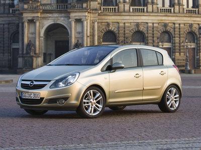 Příčníky Opel Zafira 05-11 pevné body