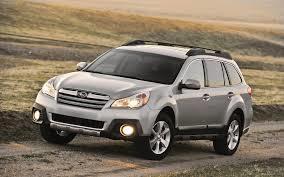 Příčníky Subaru Outback 10-14 AERO
